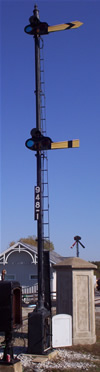 Erie Railroad Signal