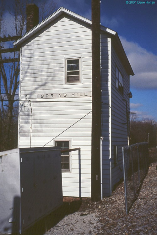 Spring Hill Tower